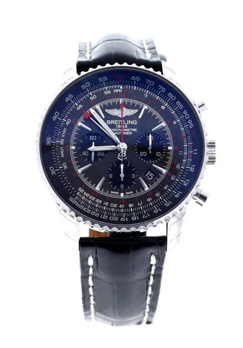 Breitling - Navitimer GMT Limited Edition  - AB04413A/F573 - Unisex - 2018