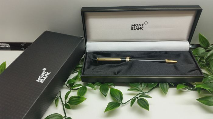 Montblanc Meisterstuck classic gold vintage