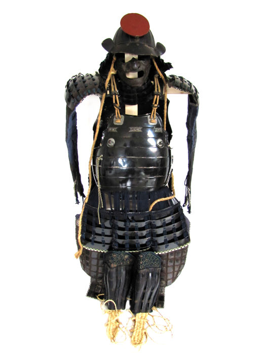 Samurai armour - Japan - 1800-1850 (End of Edo period)