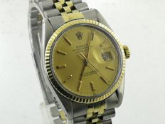 Rolex - Oyster Perpetual - Datejust - 16013 - Men - 1982