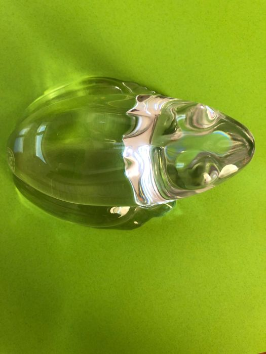 Baccarat - Crystal paperweight