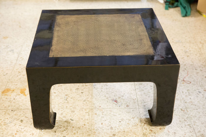 Table - side table - nightstand - opium table - altar table -coffee table