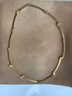 gouden lapponia collier