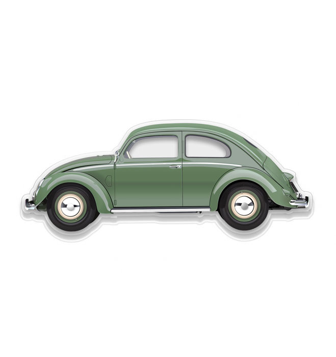 SL-Wall Scale Model Halmo Collection VW BEETLE