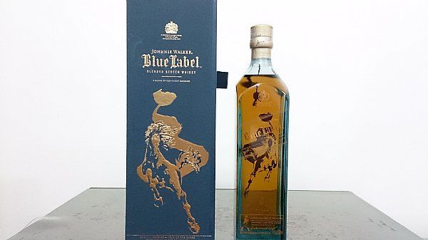 Johnnie Walker Blue Label Year of the Zodiac Horse Collection