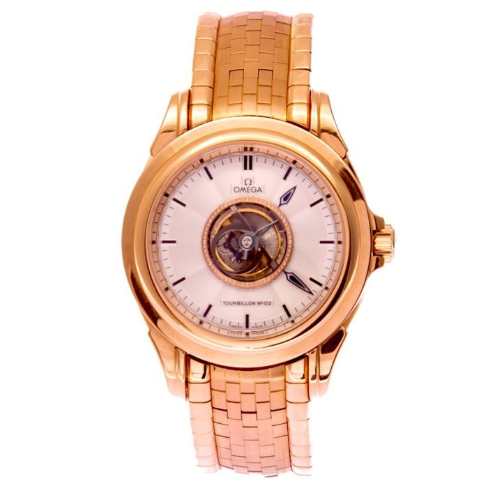Omega - De Ville Central Tourbillon -   51333000 - Men - 2000-2010