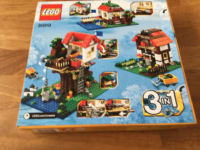 Including 3101031025 Sets In 1 Houses Creator Lego 3 7 DYWe29bEIH