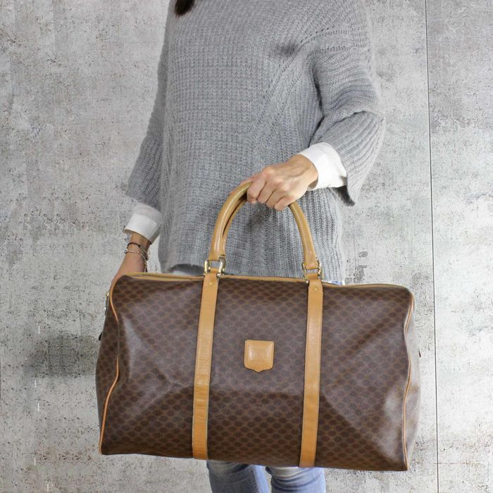 Céline - MACADAM BOSTON 50 Borsa da week-end - Catawiki fac30eeb9c4