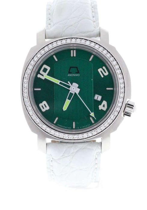 Anonimo Firenze - Diamond diver green - 1989 - Unisex - 2013