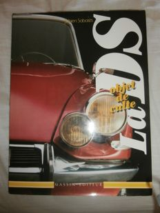 The DS, cult object(Citroen) - book of collection 1937-1975