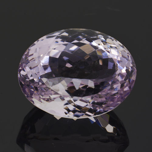 'Rose de France' amethyst - 29.38 ct - No Reserve Price