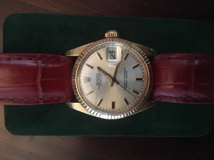 Rolex - Oyster Perpetual Datejust - 6827 - Unisex - 1980-1989