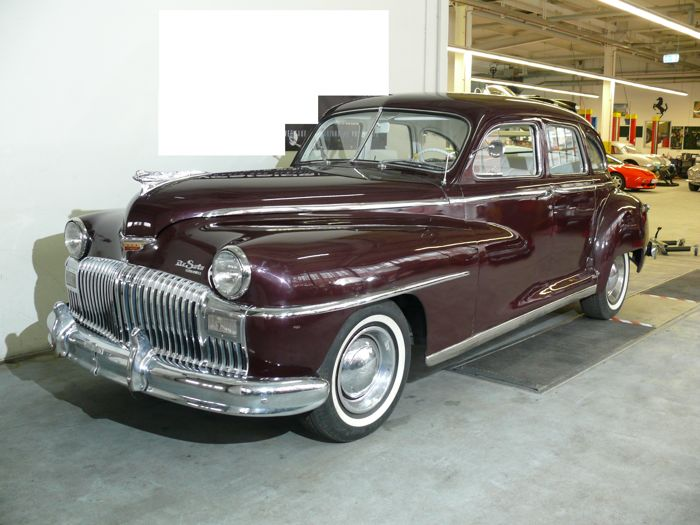 Chrysler - DeSoto - 1948