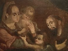 Anonymous (17th/18th century) Natività