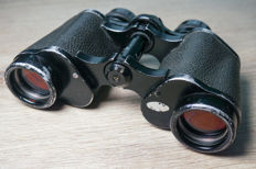 Hunting binoculars and observation binoculars Carl Zeiss Jena - Multi coated Jenoptem 8 x 30W