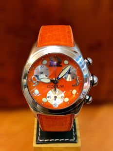 Corum - Bubble Special Orange. Chrono-Cuarzo. - 396.150.20 - Men - 2000-2010