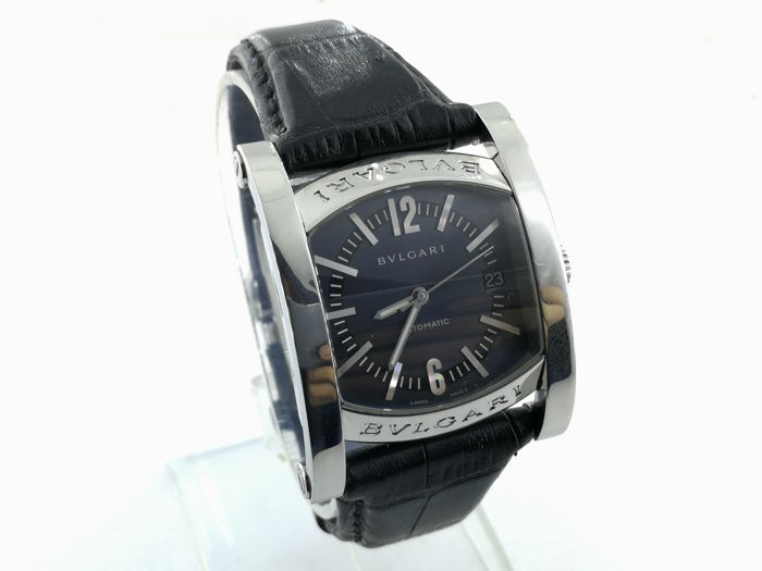 Bvlgari - Assioma - Ref. AA 44 S - Men's Watch
