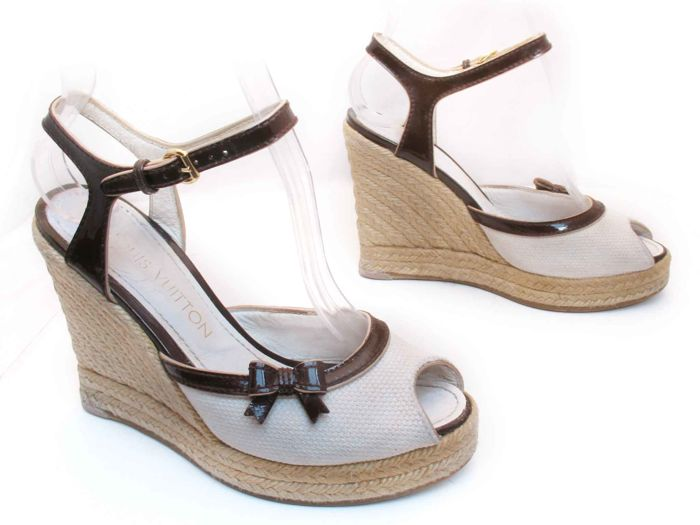 Louis Vuitton - Shoes Wedges Sandals