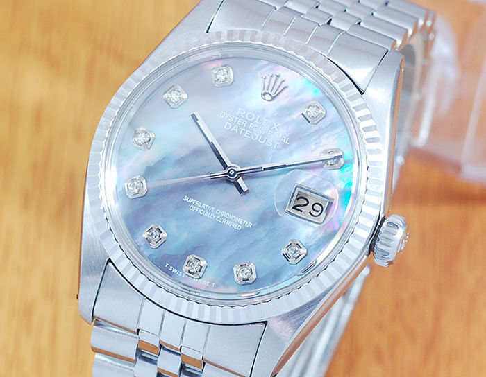 Rolex - Oyster Perpetual Datejust - 16014 - Men - 1980-1989