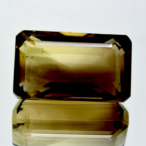 Citrine/Smoky quartz - 55.64 ct - No Reserve Price