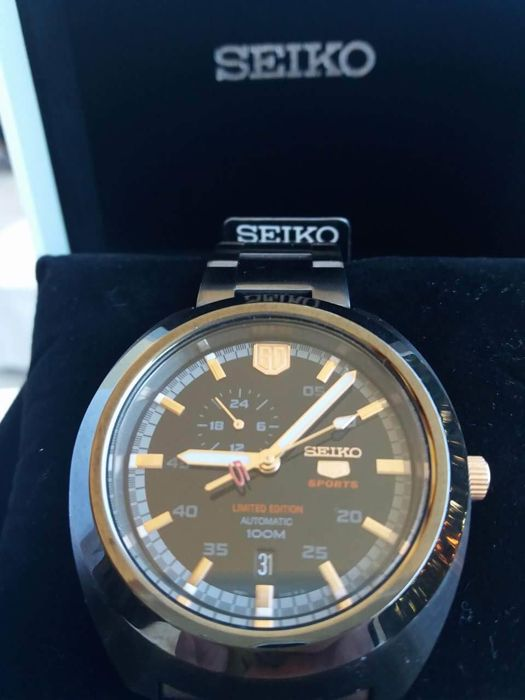 Seiko - 5 sport 60th anniversary limited edition  - SSA315K1 - Hombre - 2011 - actualidad