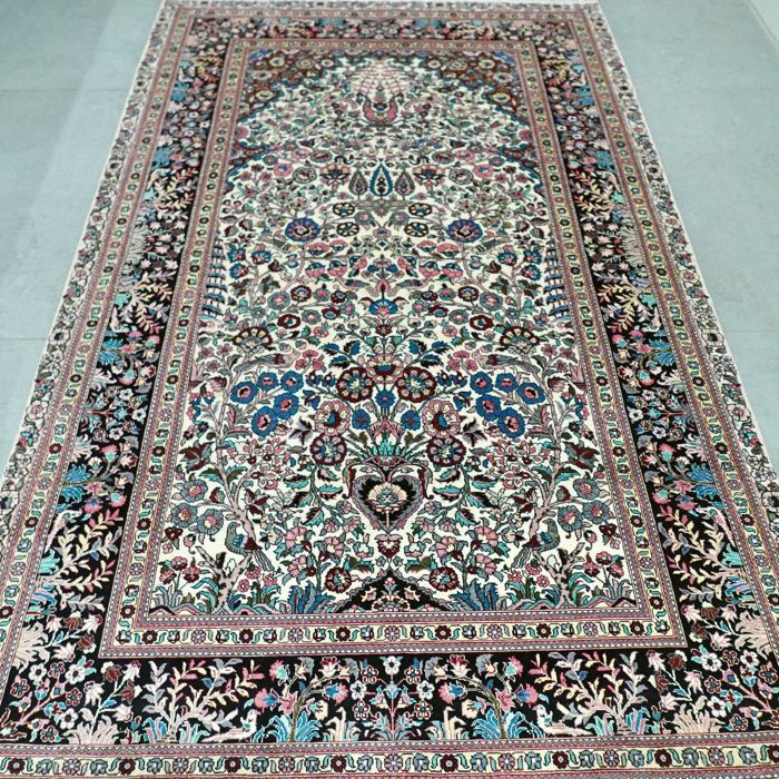Silk Hereke, China - 155 x 95 cm
