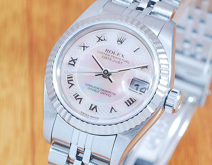Rolex - Oyster Perpetual DateJust - 79174 - Donna - 2000-2010