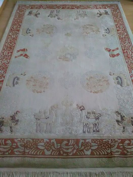China - Carpet - 300 cm - 200 cm