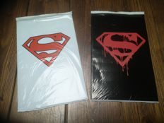 DC Comics - Death of Superman Saga + Funeral For a Friend Saga + Reign of Supermen Saga - Sets x 53 SC (1992-1994)