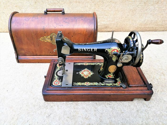 Singer Sewing Machine 40K 40 Catawiki Adorable Who Makes Singer Sewing Machines Now