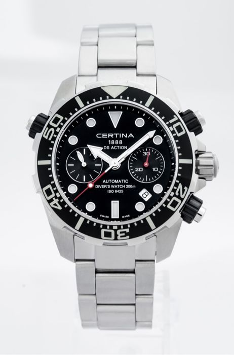 222b7be62 Certina - DS Action Diver Chronograph Watch - C013.427.11.051.00 - Men -