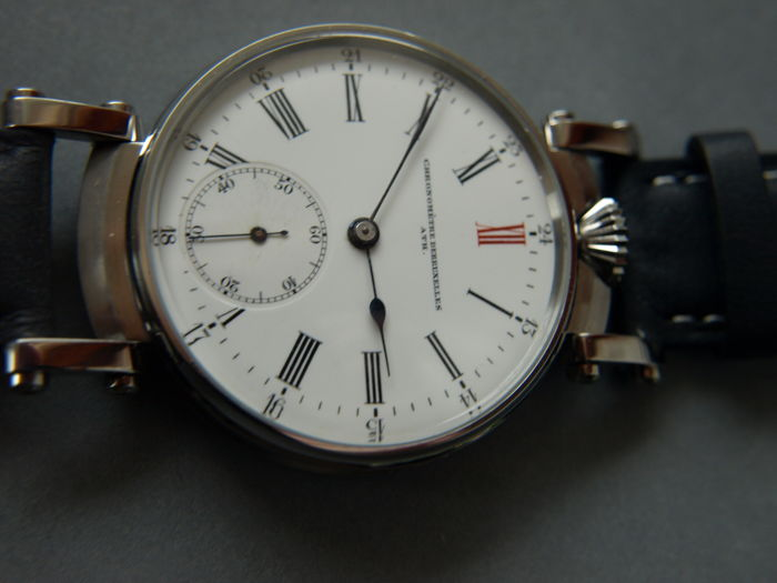 25 Chronometre ATH - Men - 1901-1949