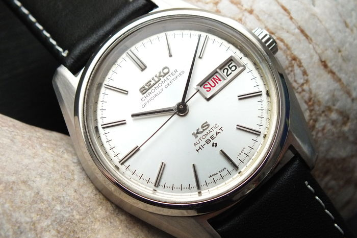 ed0334e2f Seiko - *King Seiko (KS)* Hi-Beat Chronometer (5626-7040)