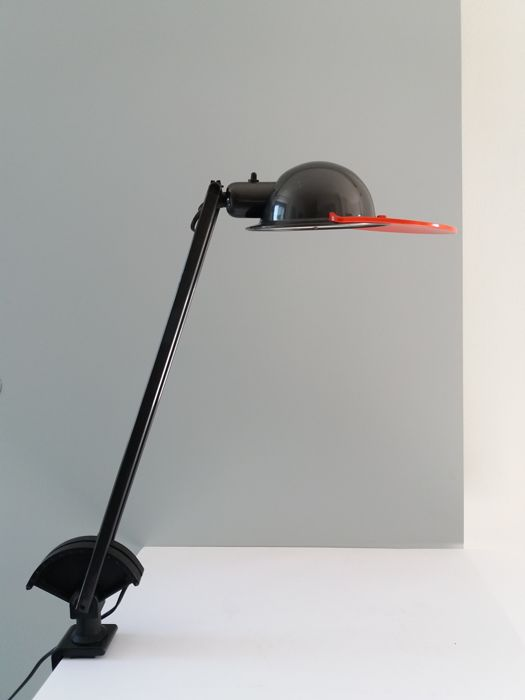 King and Miranda for Arteluce - Desk lamp 'Donald' with clamp