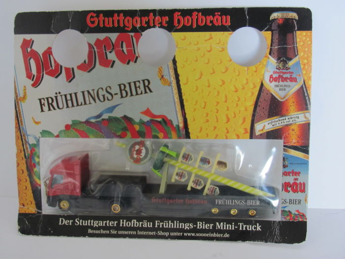 74 new brewery truck models #1/87 in their original package