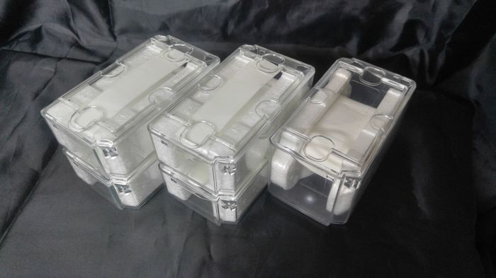 Rolex - Original rolex travel box ,4pieces medium size, 1p - Unisex - 2011-present