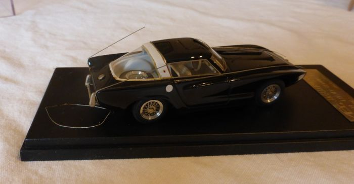 ABC Brianza - Scale 1/43 - Jaguar XK 140 ´Raymond Loewy Special´ 1955 - Black - Limited Edition 139 of 500