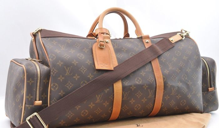 b12ce79f9f Louis Vuitton - Monogram Sac Gymnastique Boston Duffle bag ...