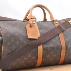 Louis Vuitton - Monogram Sac Gymnastique Boston Sac de sport