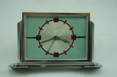 Bayard - Art Deco clock with alarm