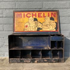 Michelin 'Paragon' - Tire Reparation Toolkit - 1930