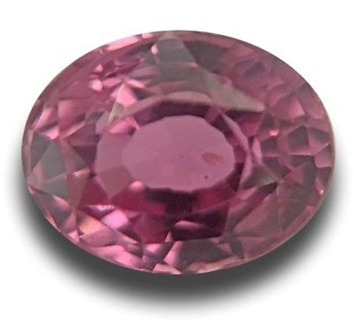 Pink Sapphire - 1.21 ct