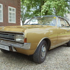 Opel - Commodore A Coupe - 1969