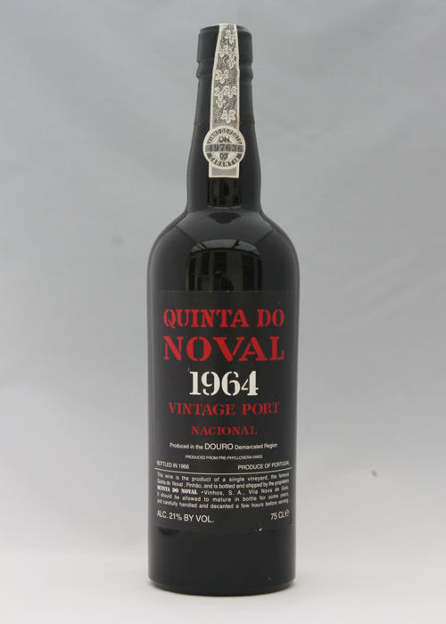 "1964 Vintage Port - Quinta do Noval ""Nacional"""