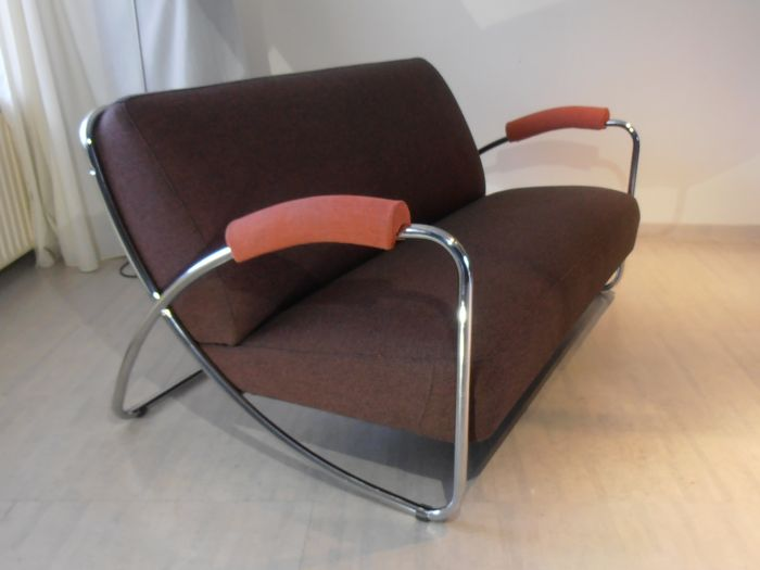 Nestor Vis Fauteuil.Dutch Seating Company Two Seater Sofa Dyker 20 Inspired By A
