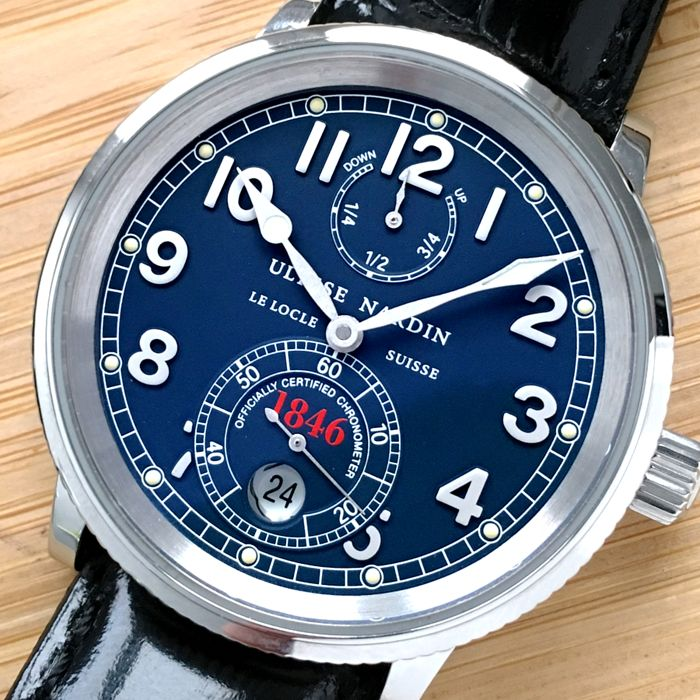 Ulysse Nardin - Marine Chronometer - 263-22 - Men - 2000-2010