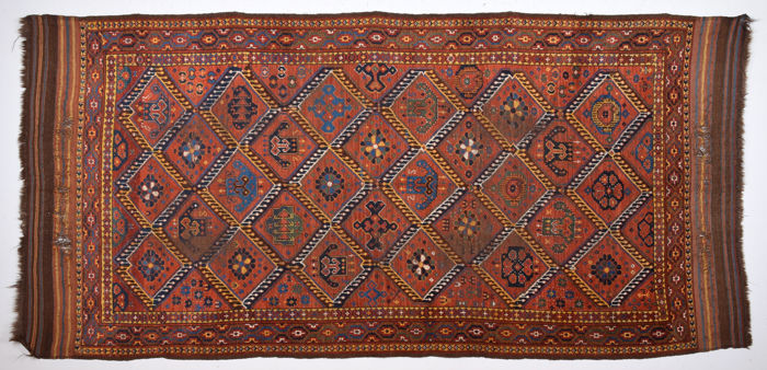 Central Asian Beshir, 135 x 250 cm
