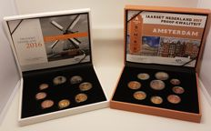 The Netherlands - Proof set 2016/2017 (2 pieces)