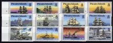 Ships - Theme collection with some FDCs