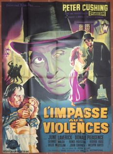 Belinsky - L'Impasse aux violences / The Flesh and the fiends (Peter Cushing) - 1960
